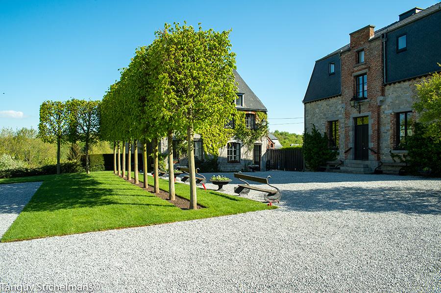 Accueil Château de Chimay