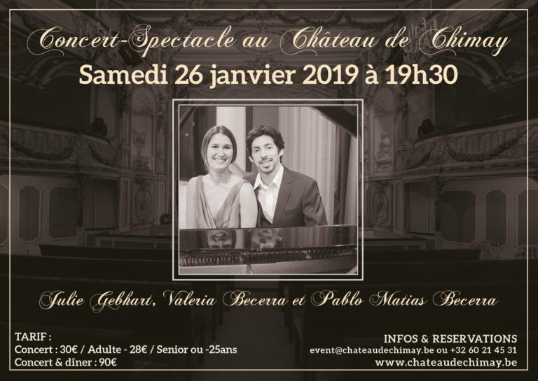 flyer concert 260119