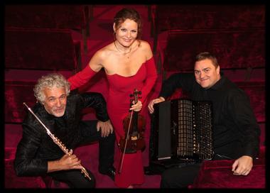 Grauwels, Strauss, Delporte