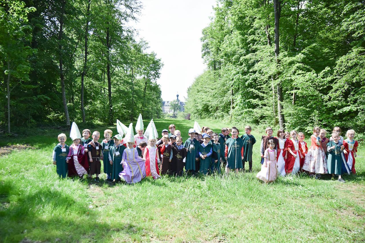 Château train ville de chimay enfants (200)