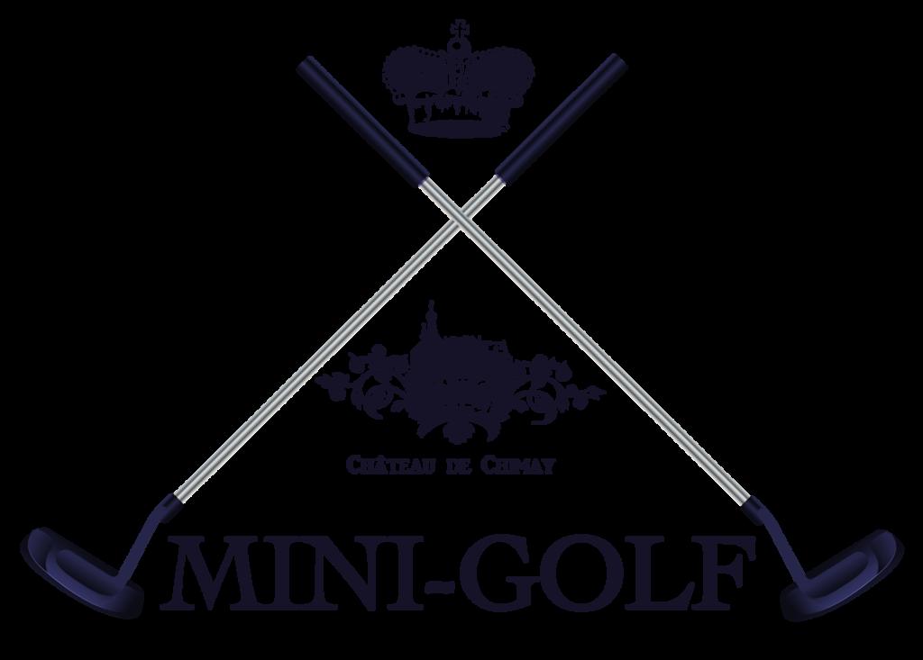 Logo Mini golf Copyright Château de Chimay